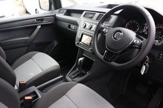 2020 Volkswagen Caddy 2KN MY20 TSI220 Maxi DSG White 7 Speed Sports Automatic Dual Clutch Van