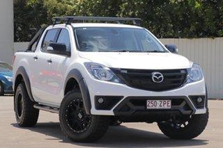 2019 Mazda BT-50 UR0YG1 Boss White 6 Speed Sports Automatic Utility.