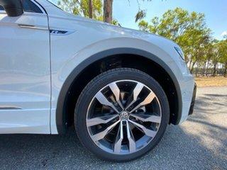 2020 Volkswagen Tiguan 5N MY20 162TSI DSG 4MOTION Highline Pure White 7 Speed