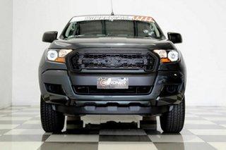 2016 Ford Ranger PX MkII XL 2.2 Hi-Rider (4x2) Grey 6 Speed Automatic Crew Cab Pickup