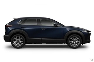 2020 Mazda CX-30 DM2WLA G25 SKYACTIV-Drive Touring Blue 6 Speed Sports Automatic Wagon