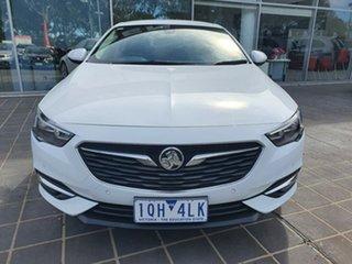 2019 Holden Calais ZB MY19 Liftback White 9 Speed Sports Automatic Liftback.