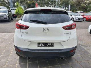 2018 Mazda CX-3 DK2W7A sTouring SKYACTIV-Drive White 6 Speed Sports Automatic Wagon