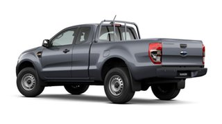 2021 Ford Ranger PX MkIII 2021.25MY XL Grey 6 Speed Sports Automatic Super Cab Pick Up