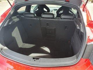 2015 Holden Astra PJ MY15.5 VXR Red 6 Speed Manual Hatchback