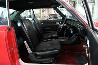 1969 Toyota Corona Mk II SL Red 3 Speed Automatic Hardtop
