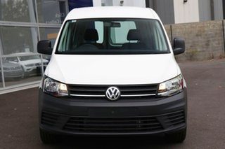 2020 Volkswagen Caddy 2KN MY20 TSI220 Maxi DSG White 7 Speed Sports Automatic Dual Clutch Van.