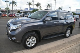 2014 Toyota Landcruiser Prado KDJ150R MY14 GXL (4x4) Grey 5 Speed Sequential Auto Wagon