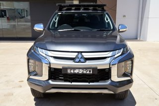 2019 Mitsubishi Triton MR MY19 GLS Double Cab Grey 6 Speed Sports Automatic Utility