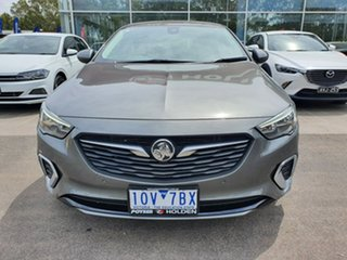 2018 Holden Commodore ZB MY18 RS Liftback Grey 9 Speed Sports Automatic Liftback.