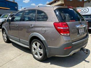 2014 Holden Captiva CG MY14 7 AWD LTZ Brown 6 Speed Sports Automatic Wagon
