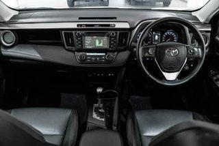 2016 Toyota RAV4 ASA44R Cruiser AWD 6 Speed Sports Automatic Wagon.
