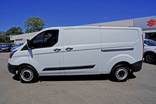 2015 Ford Transit Custom VN 330L Low Roof LWB White 6 Speed Manual Van