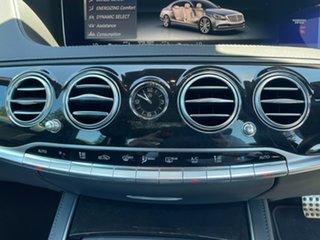 2018 Mercedes-Benz S-Class V222 809MY S450 L 9G-Tronic Selenite Grey 9 Speed Sports Automatic Sedan