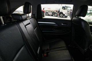 2019 Toyota Kluger GSU50R Black Edition 2WD Deep Red 8 Speed Sports Automatic Wagon