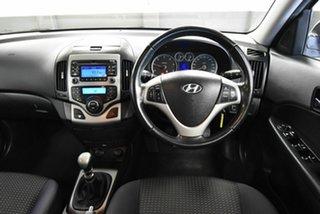 2010 Hyundai i30 FD MY10 SLX Black 5 Speed Manual Hatchback