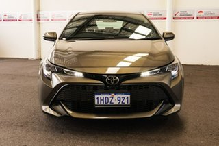 2019 Toyota Corolla Mzea12R Ascent Sport Oxide Bronze 10 Speed Constant Variable Hatchback
