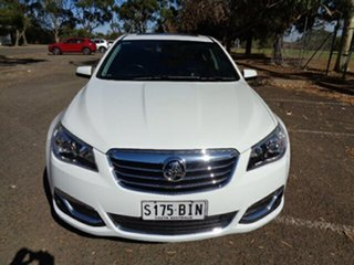 2015 Holden Calais VF II MY16 V White 6 Speed Sports Automatic Sedan.