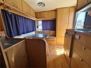 2008 Adria 432 PX Caravan