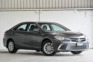 2017 Toyota Camry AVV50R Altise Graphite 1 Speed Constant Variable Sedan Hybrid.