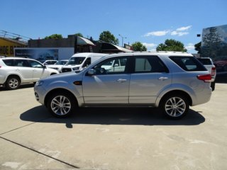2012 Ford Territory SZ TS Seq Sport Shift Lightning Strike 6 Speed Sports Automatic Wagon