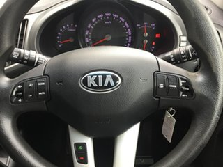 2013 Kia Sportage SL MY13 SI Grey 6 Speed Sports Automatic Wagon