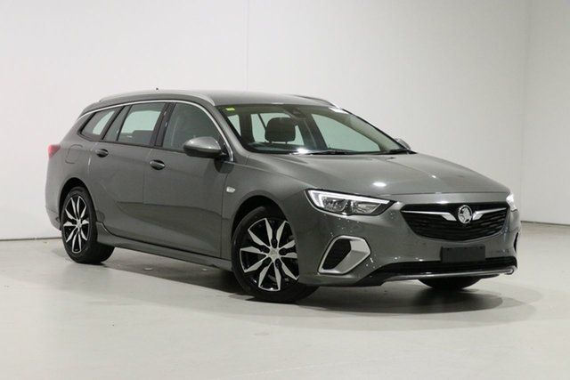 Used Holden Commodore ZB MY19.5 RS Bentley, 2019 Holden Commodore ZB MY19.5 RS Grey 9 Speed Automatic Sportswagon
