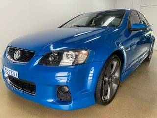 2012 Holden Commodore VE II MY12.5 SS Z-Series Blue 6 Speed Automatic Sedan