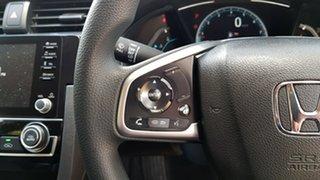 2020 Honda Civic 10th Gen MY20 VTi Modern Steel 1 Speed Automatic Sedan