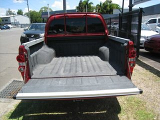 2012 Holden Colorado RC MY11 LX (4x2) Red 5 Speed Manual Crew Cab Pickup