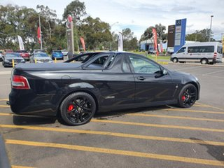 2017 Holden Ute VF II MY17 SS V Ute Redline Black 6 Speed Sports Automatic Utility