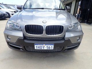 2008 BMW X5 E70 3.0D Executive Earl Grey Metallic 6 Speed Auto Steptronic Wagon.