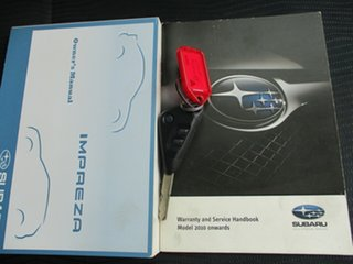 2010 Subaru Impreza MY10 R (AWD) Gold 4 Speed Automatic Sedan