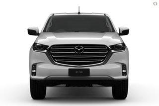 2020 Mazda BT-50 TFR40J XTR 4x2 White 6 Speed Sports Automatic Utility.