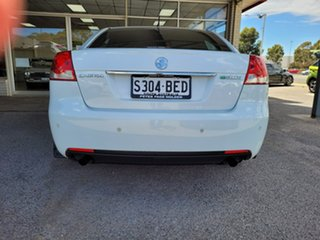 2013 Holden Commodore VE II MY12.5 Omega White 6 Speed Sports Automatic Sedan.