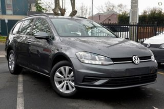 2020 Volkswagen Golf 7.5 MY20 110TSI DSG Trendline Grey 7 Speed Sports Automatic Dual Clutch Wagon.