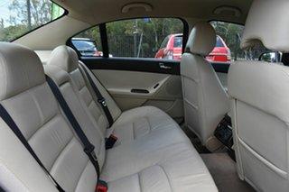 2009 Ford Falcon FG G6E Turbo Gold 6 Speed Automatic Sedan