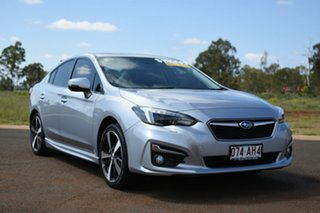 2017 Subaru Impreza MY17 2.0I-S (AWD) Silver Continuous Variable Sedan.