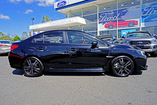 2014 Subaru WRX V1 MY15 Lineartronic AWD Black 8 Speed Constant Variable Sedan