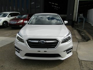 2019 Subaru Liberty B6 MY19 2.5i CVT AWD Pearl White 6 Speed Constant Variable Sedan