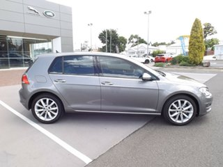 2015 Volkswagen Golf VII MY15 103TSI DSG Highline 7 Speed Sports Automatic Dual Clutch Hatchback.