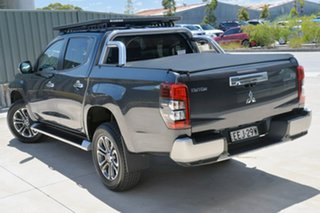 2019 Mitsubishi Triton MR MY19 GLS Double Cab Grey 6 Speed Sports Automatic Utility.