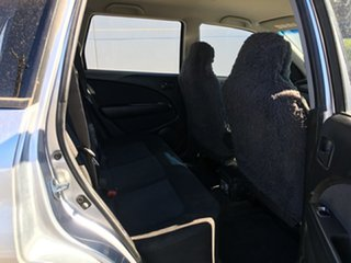 2005 Mitsubishi Outlander ZF MY06 LS Silver 4 Speed Sports Automatic Wagon