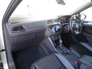 2017 Volkswagen Tiguan 5N MY18 162TSI DSG 4MOTION Highline Pure White 7 Speed