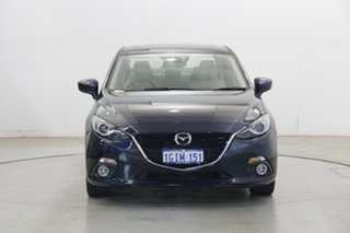 2016 Mazda 3 BM5238 SP25 SKYACTIV-Drive GT Blue 6 Speed Sports Automatic Sedan.