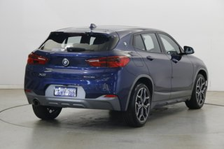 2019 BMW X2 F39 sDrive18i Coupe DCT Blue 7 Speed Sports Automatic Dual Clutch Wagon