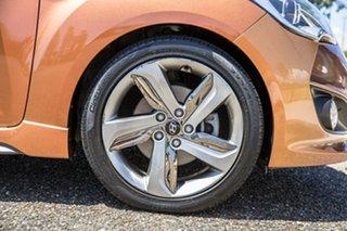 2012 Hyundai Veloster FS2 SR Coupe Turbo Marmalade 6 Speed Manual Hatchback