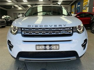 2016 Land Rover Discovery Sport L550 HSE Fuji White Sports Automatic Wagon.