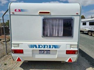 2008 Adria 432 PX Caravan.