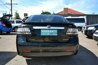 2008 Saab 9-3 MY08 Black Turbo Black 5 Speed Automatic Sedan